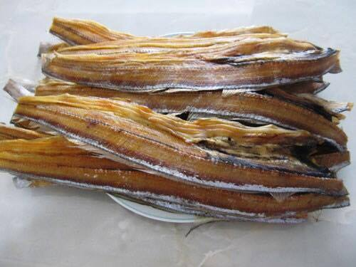cá lao khô