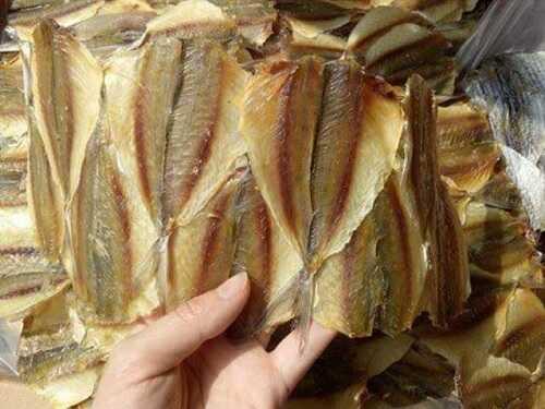 Khô cá chỉ vàng rim
