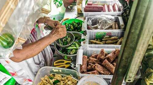 Tré Bình Định ở Sài Gòn