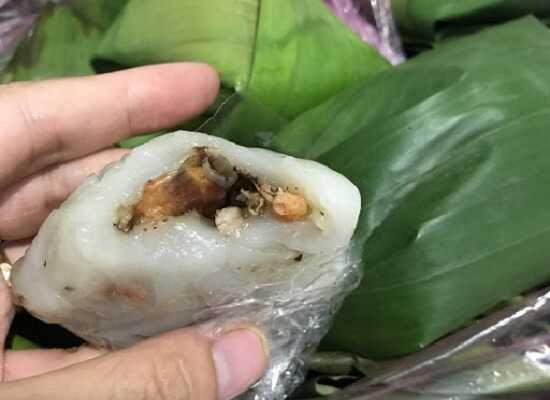 bánh ít mặn Quy Nhơn