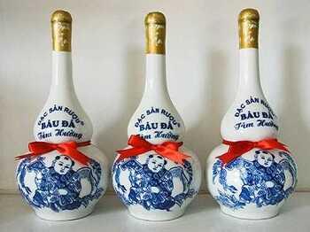 Rượu bầu đá Bình Định chính gốc giá tốt