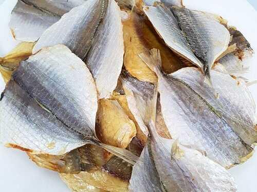 Cách chọn cá chỉ vàng khô ngon