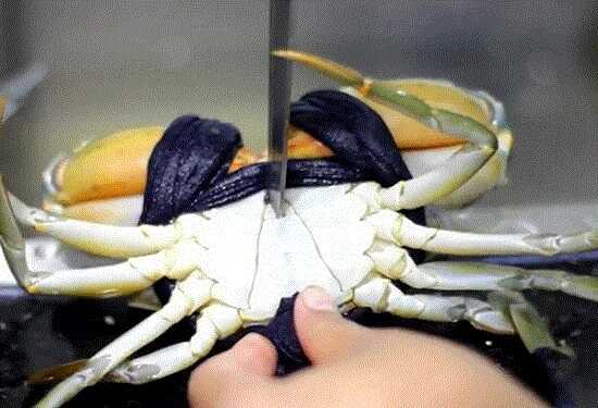 cách sơ chế nguyên liệu cua biển để luộc